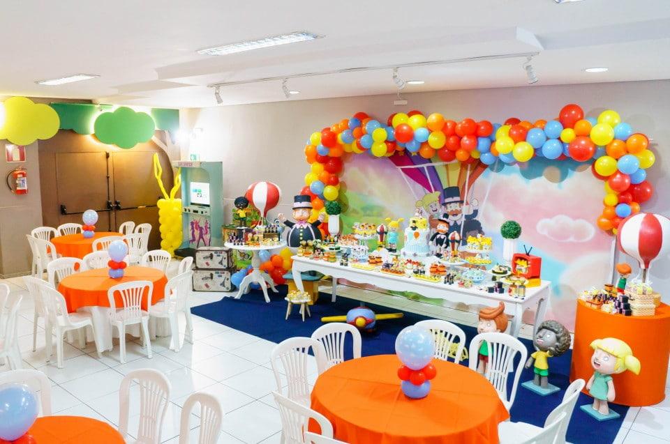 Buffet infantil e salão de festas Festa e Cia em BH